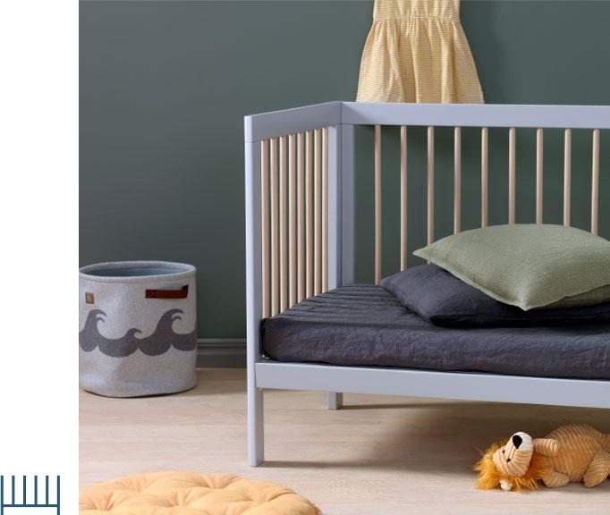 LuluBaby - łóżeczka