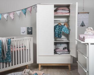 LuluBaby - szafy i regały